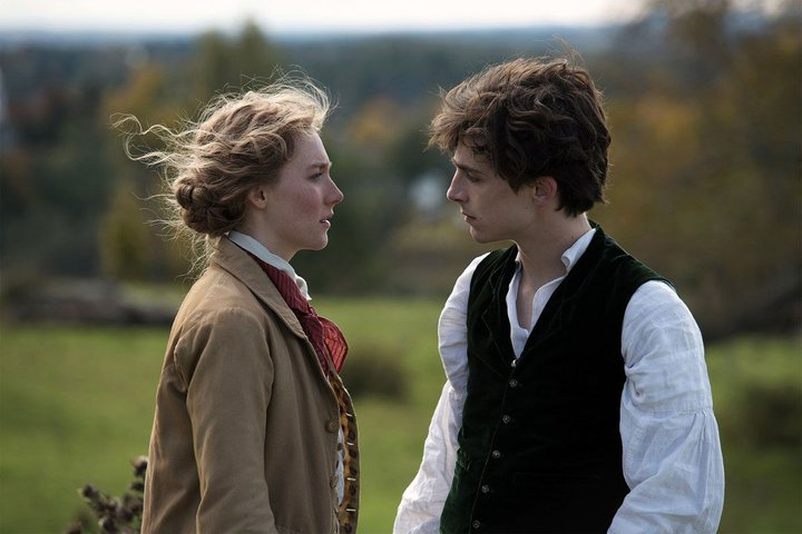 Little women -  Saoirse Ronan et Timothée Chamallet.jpg