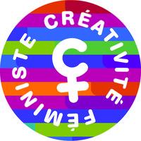 Créativité féministe logo