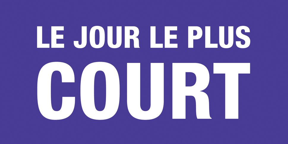 Le Jour le Plus Court | projection de films d'atelier