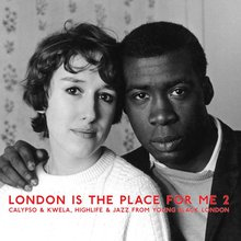 London is the Place for Me - Honest Jon's - pochette