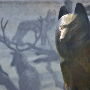 Le loup_Robert Hainard