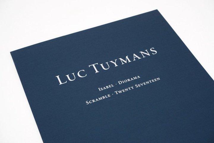 Luc Tuymans Isabel Diorama Scramble Twenty Seventeen
