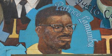 Lumumba (photo de Gary Stevens)