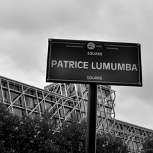 Vpus êtes au square Patrice Lumumba
