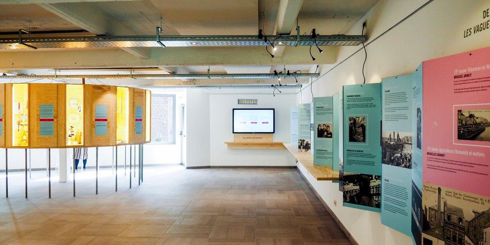 MigratieMuseumMigration, le Foyer vzw