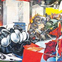 Maggio 1968 - (c) Renato Guttuso