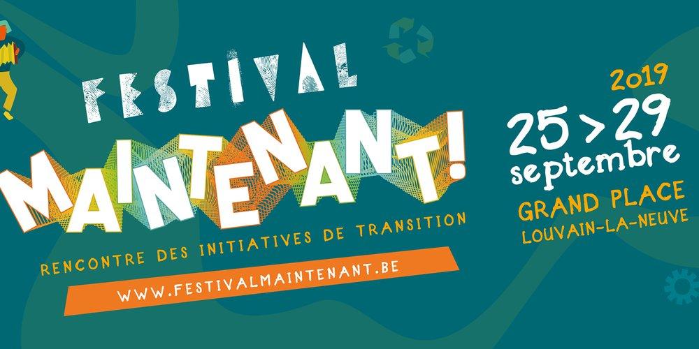 festival maintenant