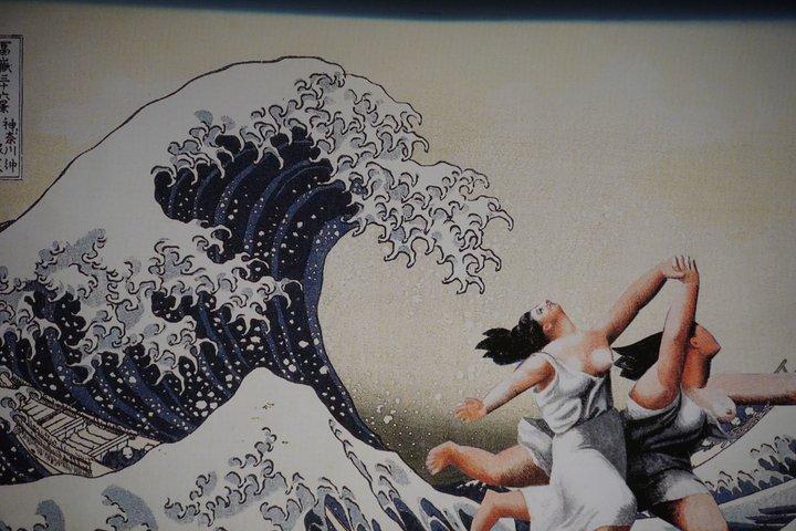 """Maison de la culture d'Ath - François Liénard : """"Les Surfeuses"""""""