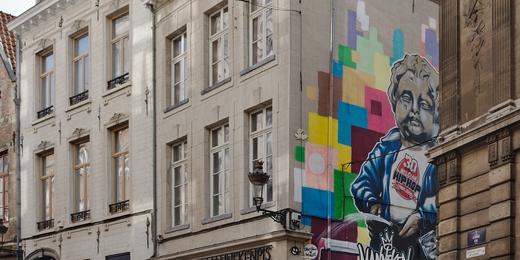 Manneken Peace CC Attribution - Partage dans les Mêmes Conditions 4.0 International Trougnouf __ Aux origines du hip hop belge Du son sur tes tartines.jpg