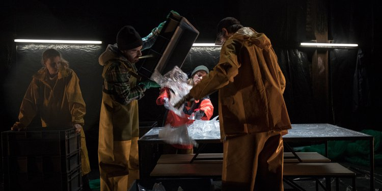 Mare Nostrum - Groupe sanguin - Theatre de la vie - (c) Nicolas Verfaillie
