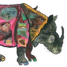 Vingt-huit bêtes un chant d'amour de Marie NDiaye et Dominique Zehrfuss