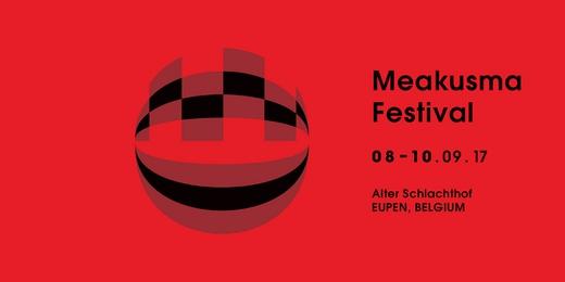 Meakusma festival 2017 - Eupen - visuel
