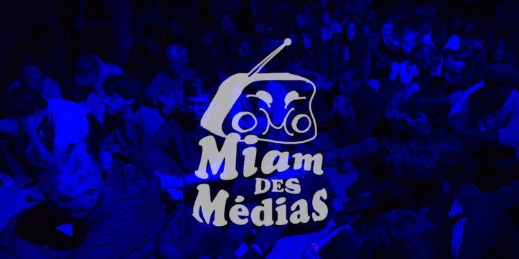 Meakusma festival   Miam des Médias (sur Radio Campus Bruxelles 92.1)