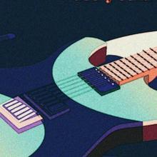 Médor - couverture n°21 - guitare