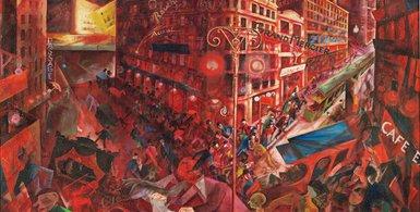 George Grosz - Metropolis