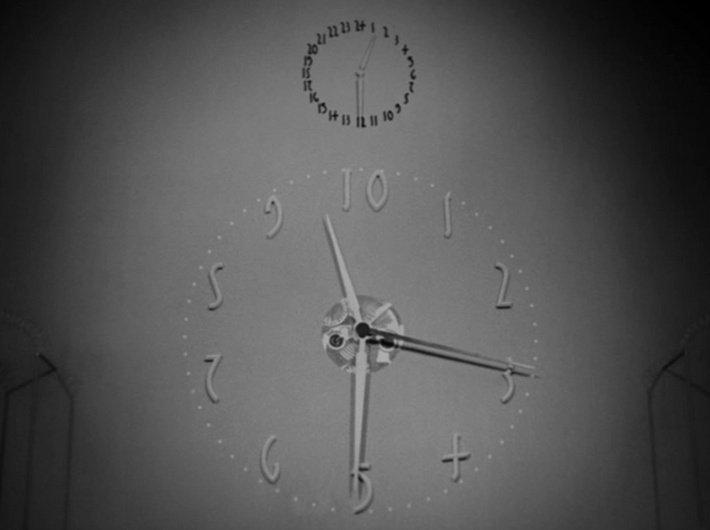 Metropolis - Fritz Lang - horloge 2