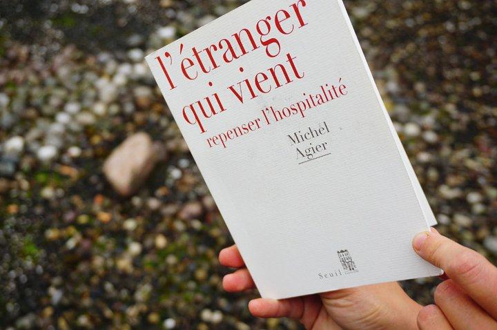 Michel Agier - L'Étranger qui vient - couverture