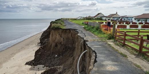 Moments Before The Flood - Skipsea - UK 2009 - (c) Carl De Keyzer