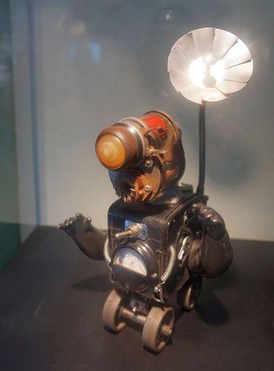 Mon père ce robot 7 bis