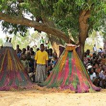 Festivities in Grand Popo - Benin - photo Linda De Volder - creative commons