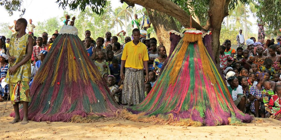 Festivities in Grand Popo - Benin - photo Linda De Volder - creative commons