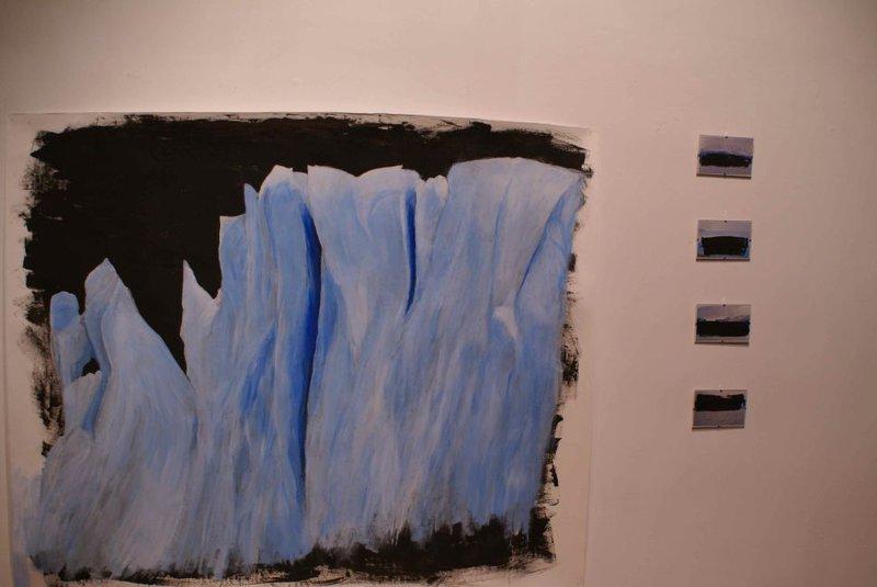 Mons parcours d'artistes Gladys Siddi