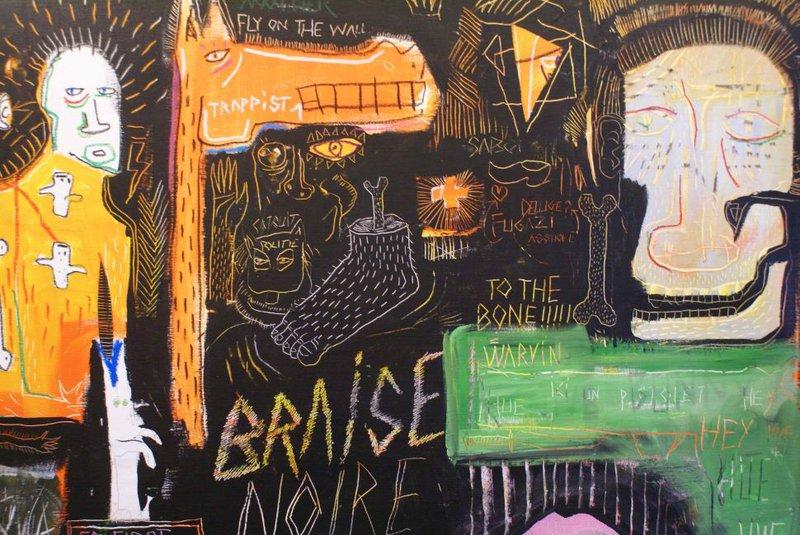 Mons parcours d'artistes Mathieu Flasse