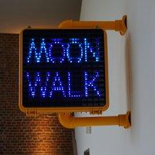 Moonwalk - (c) François Curlet au MAC's