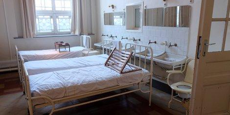 Musée Dr. Guislain - expo permanente - histoire de la psychiatrie