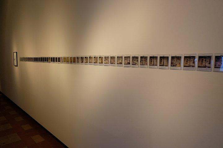 Musée Dr. Guislain - expo Angst - Horst Ademeit