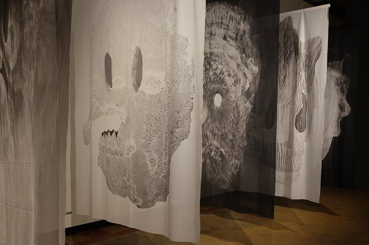 Musée Dr. Guislain - expo Angst - Fia Cielen