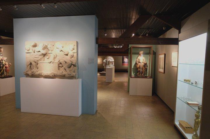 Musée Dr. Guislain - exposition sur l'histoire de la psychiatrie