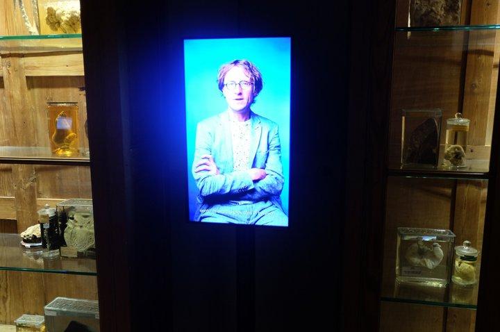 Musée Dr. Guislain / Out of The Box - vidéo du professeur Ignaas Devisch (RUG)