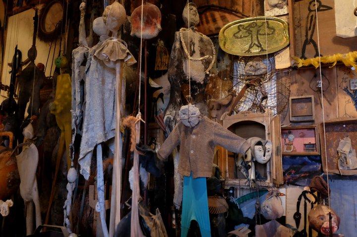 "Musée Dr. Guislain - ""kunstcollectie"" - ""Requiem pour mon innocence"" (Hans Langner)"