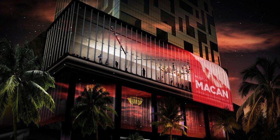 Musée Macan à Jakarta