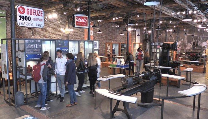 Musée du capitalisme - visite à La Fonderie 4