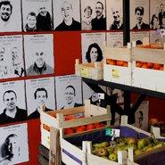 """Paysans-Artisans - un espace """"circuit-court"""" à Namur - photo Frédérique Muller"""