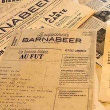 Namur - Barnabeer - la carte des bières