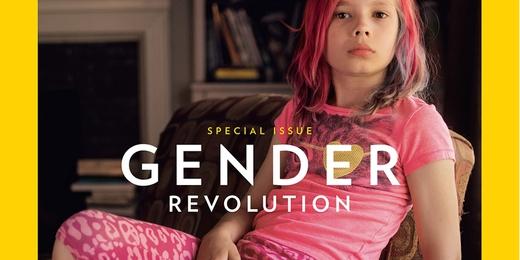 couverture de janvier 2017 d'une des éditions du National Geographic américain