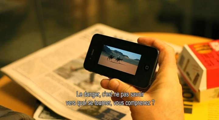 miniaturisation des films