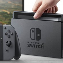 console Nintendo Switch - 2017