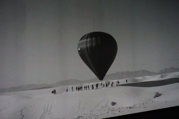 """On Air"", AÉROCÈNE 3 - (c) Tomás Saraceno - Palais de Tokyo"