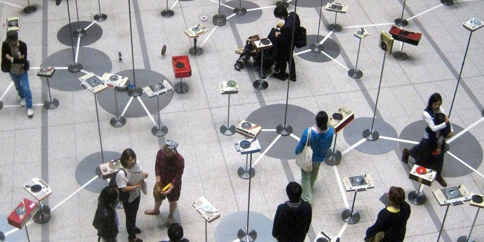 Otomo Yoshihide Ensemble - Without Records - Tokyo Art Meeting III