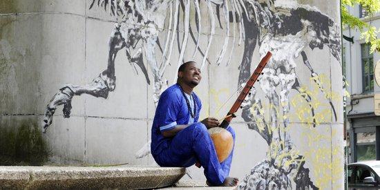 Ousmane Diarra Muziek•Culture