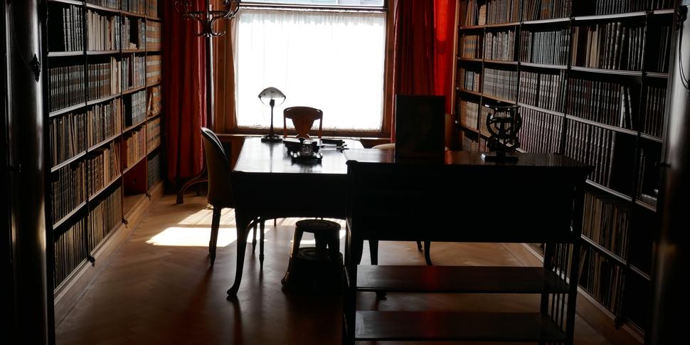 Bibliothèque - Maison Lossau