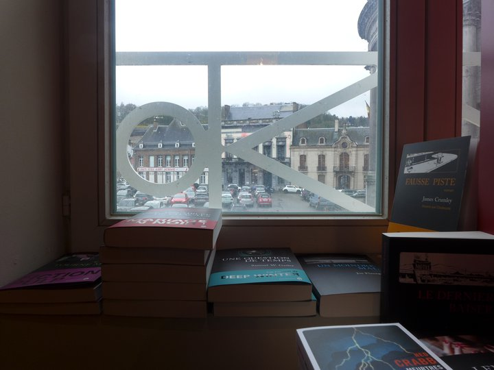 Namur - librairie Point Virgule 517