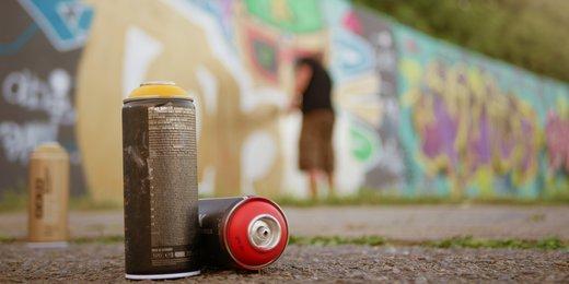 Spray Can Arts