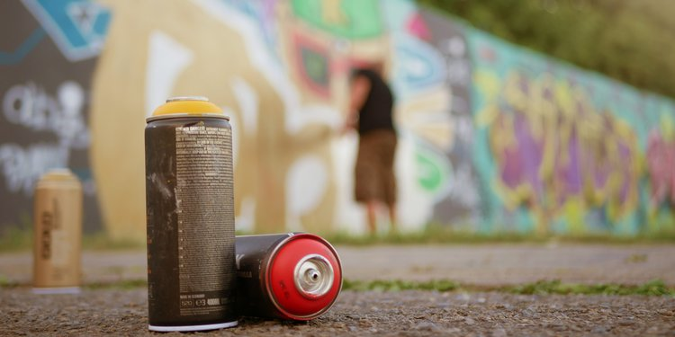 Spray Can Arts