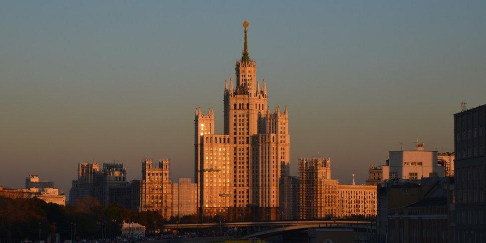 Doc sur le pouce : Les Gratte-ciel de Moscou