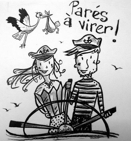 Las Gaviotas - Parés à Virer